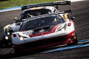 Formula Racing tæt på Le Mans