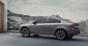 Volvo s60 nu i Cross Country-version