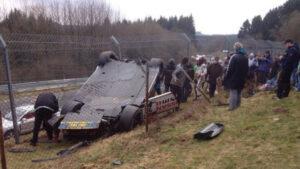 Dødsulykke på Nürburgring Nordschleife