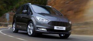 Ford Galaxy med mere stil