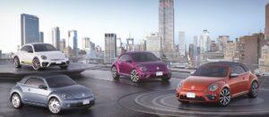 VW Beetle koncept biler