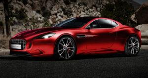 Aston Martin Thunderbolt