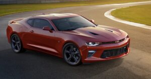 Chevrolet præsenterer ny Camaro