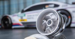 3D printet vandpumpehjul