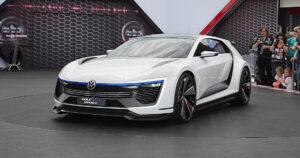 VW Golf af en anden verden