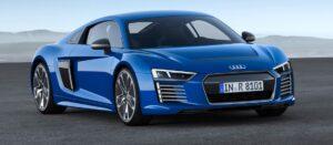 Audi bygger Tesla-konkurrent