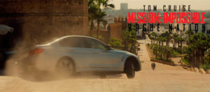 BMW M3 i Mission: Impossible - Rogue Nation
