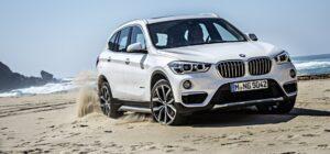 BMW X1 på Mini-platform