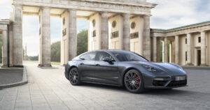 Porsche Panamera med super-power