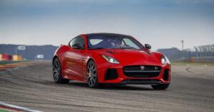Få din fartdrøm opfyldt i Jaguar