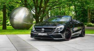 Brabus Mercedes er verdesn hurtigste cabriolet