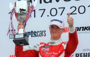 Nicklas Nielsen nummer tre i Audi TT Cup