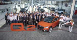 Audi Q2 har set dagens lys